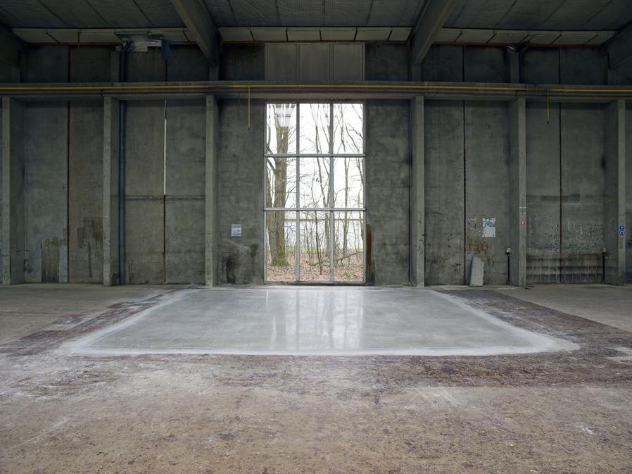 reiniging betonvloer
