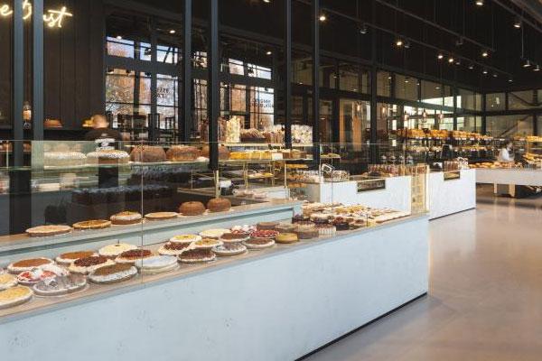 the bakery gepolierde betonvloeren