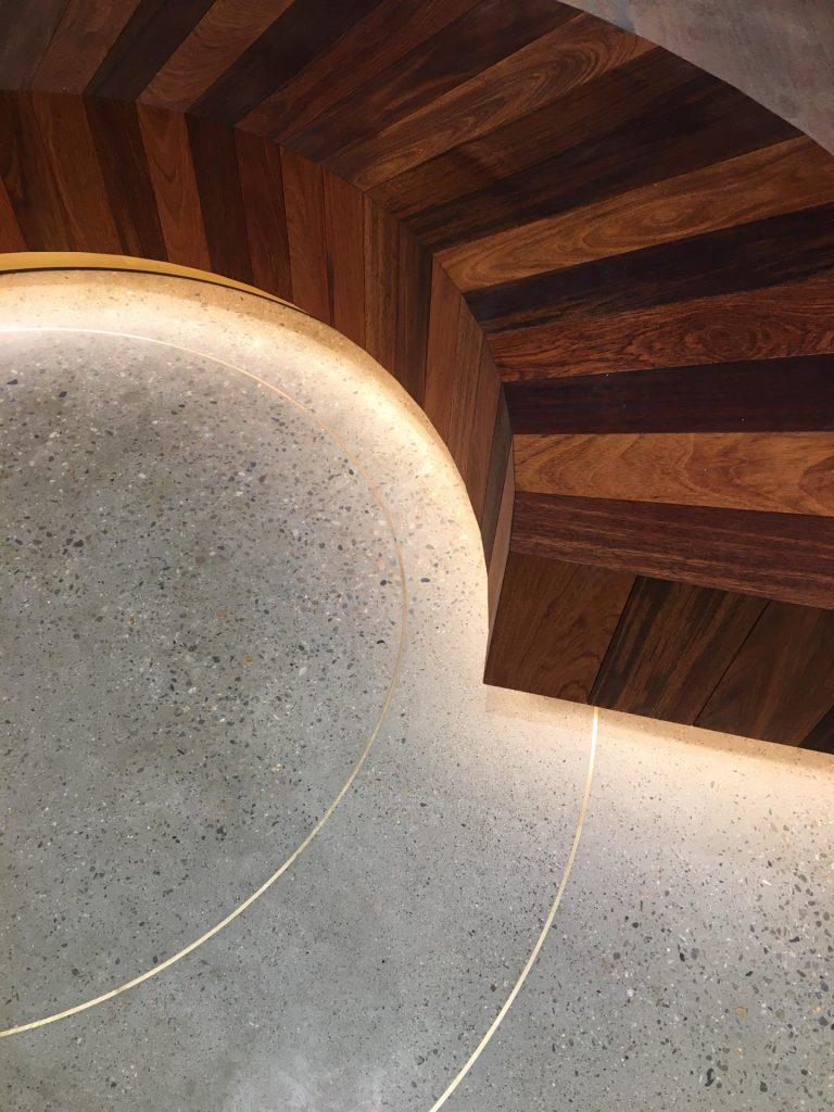 detail connector betonvloer